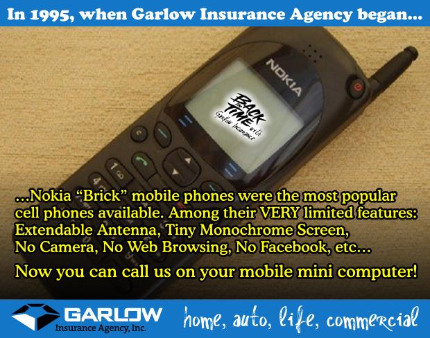 Back In 1995 - Nokia